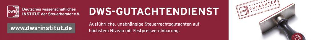 DWS Institut, Werbebanner